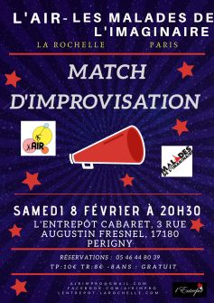 match 8 février